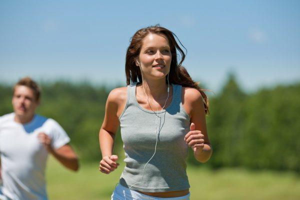 Открытая тренировка школы правильного бега I Love Running в Нижнем Новгороде