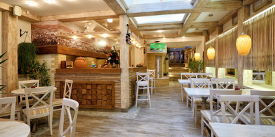 Ресторан, караоке Балканский Дворик на Рождественской улице