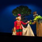 Кукольный спектакль Иван Царевич и серый волк