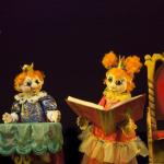 Кукольный спектакль Кот в сапогах