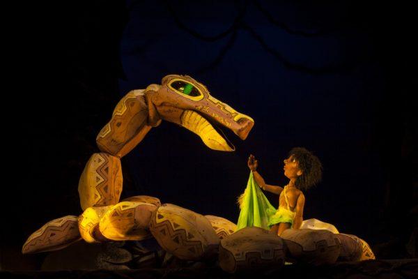 Кукольный спектакль Маугли