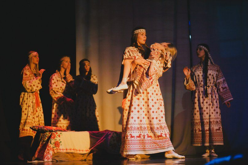 Спектакль Легенда Ярилиной горы