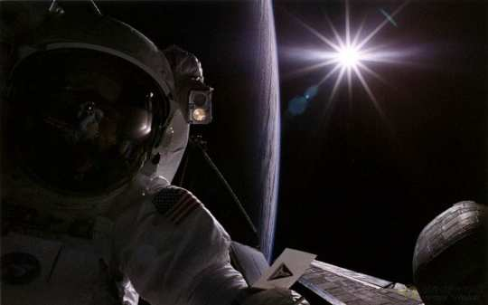 Интерактивное мероприятие Рассвет космической эры