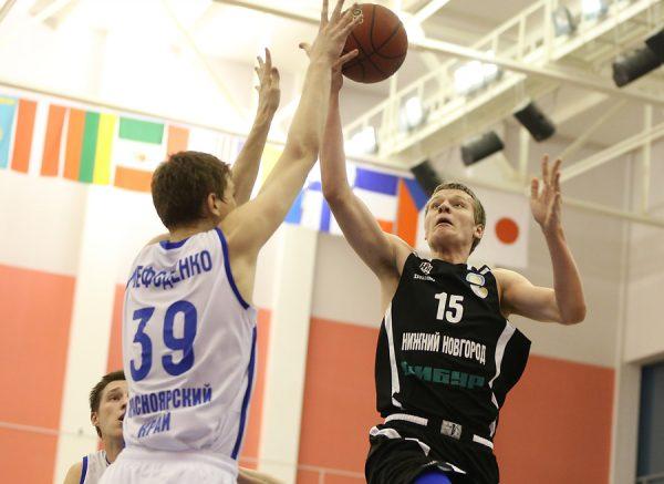 БК Нижний Новгород vs Калев