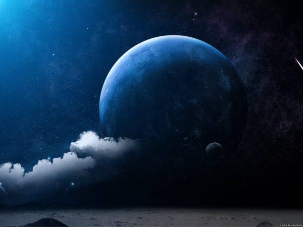Полнокупольная программа В глубины вселенной/Звёздное небо Нижнего