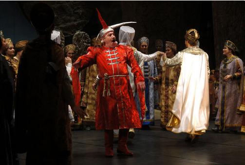 Опера Русалка