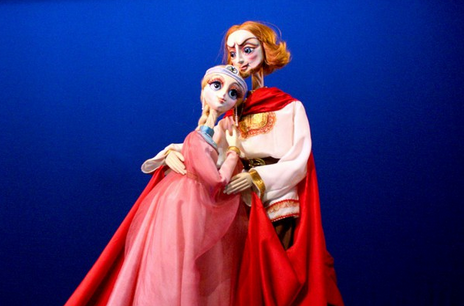 Кукольный спектакль Садко