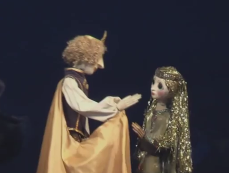 Кукольный спектакль Русалочка