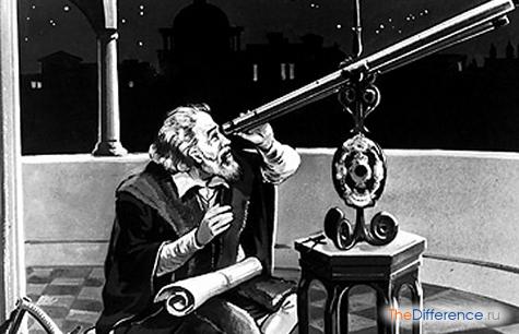 Программа -Два стёклышка. Удивительный телескоп