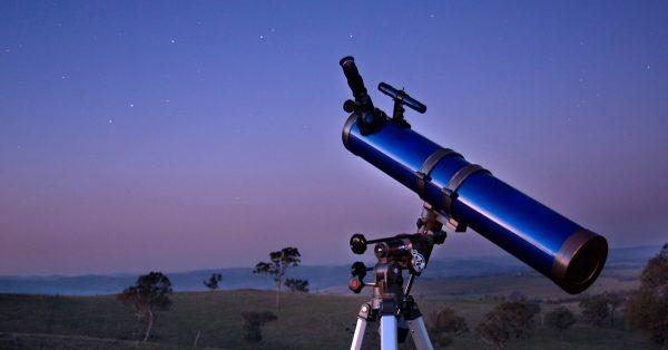 Программа — Два стёклышка. Удивительный телескоп
