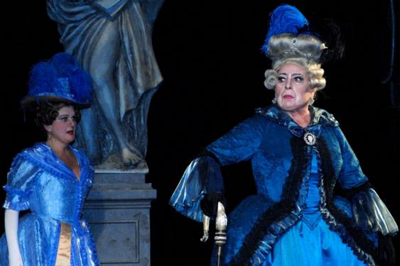Опера Пиковая дама