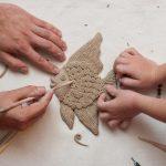 Ручная лепка из глины