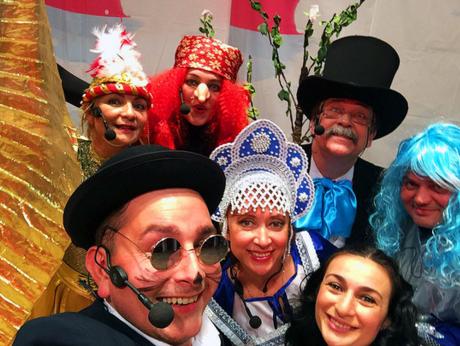 Цирковое представление «Волшебная арена»