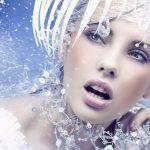 Полнокупольная сказка Космический мир Снежной королевы