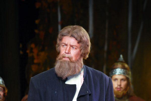 Опера Иван Сусанин