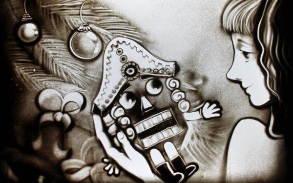 Музыкальная песочная фантазия-сказка «Щелкунчик»