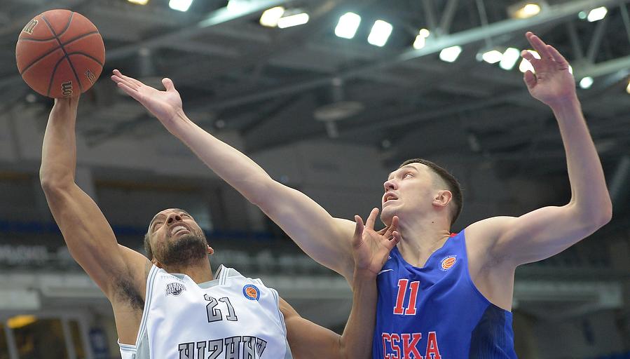 БК Нижний Новгород vs ЦСКА