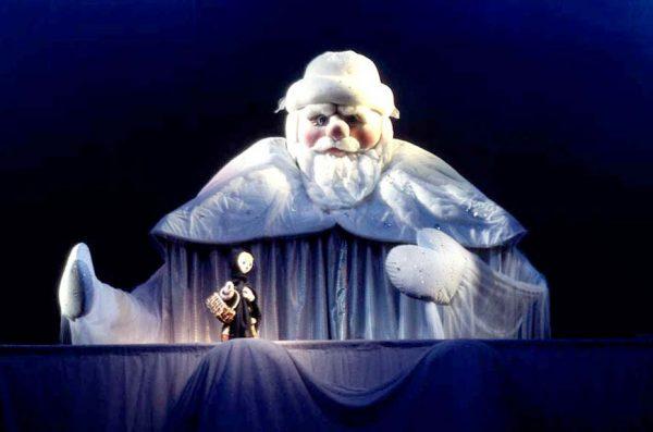 Кукольный спектакль Морозко