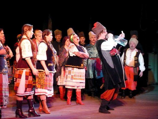 Опера Мазепа