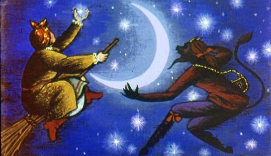 Спектакль Ночь перед Рождеством