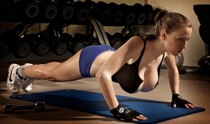 Тренировки для повышения сексуальной силы