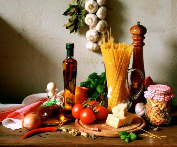 Кулинарный спектакль «Итальянская история»