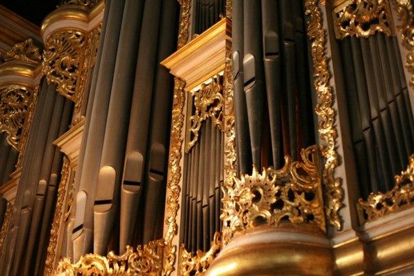 Органная азбука (3-й концерт цикла)