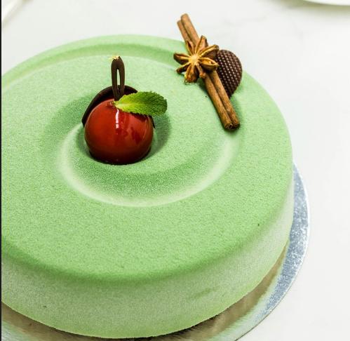 Мастер-класс Современные европейские десерты. Базовый курс. Entreme II