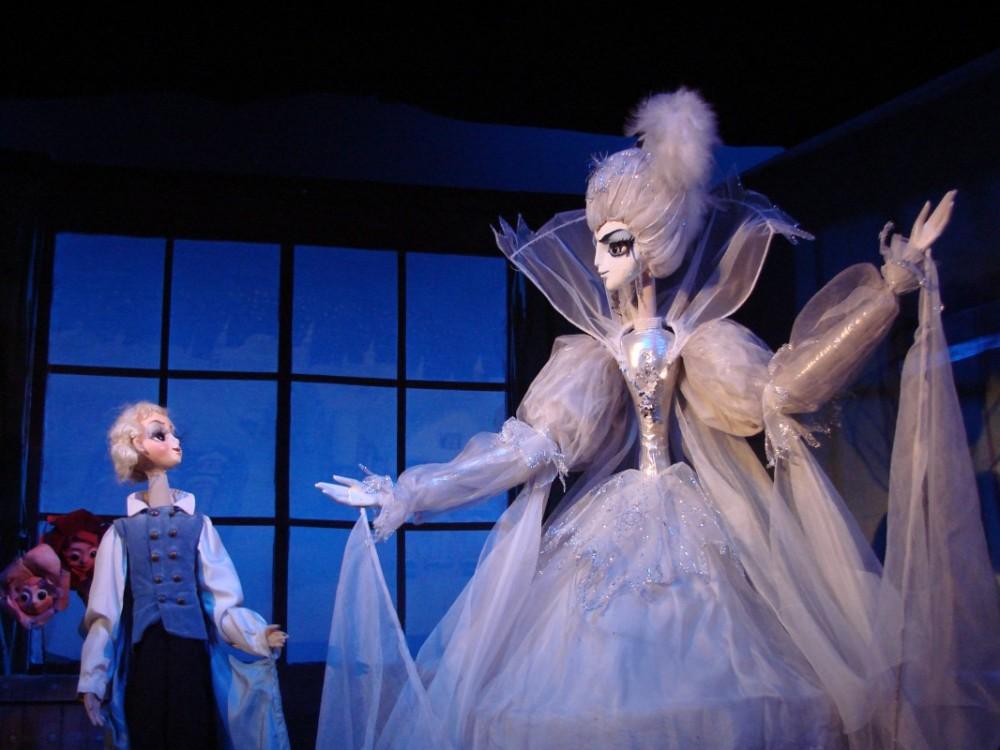 Кукольный спектакль Снежная королева