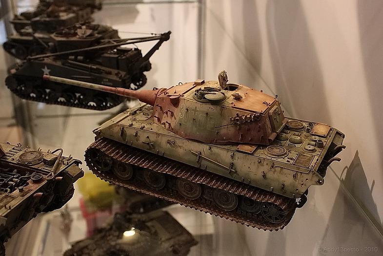 9-я Нижегородская выставка стендовых моделей
