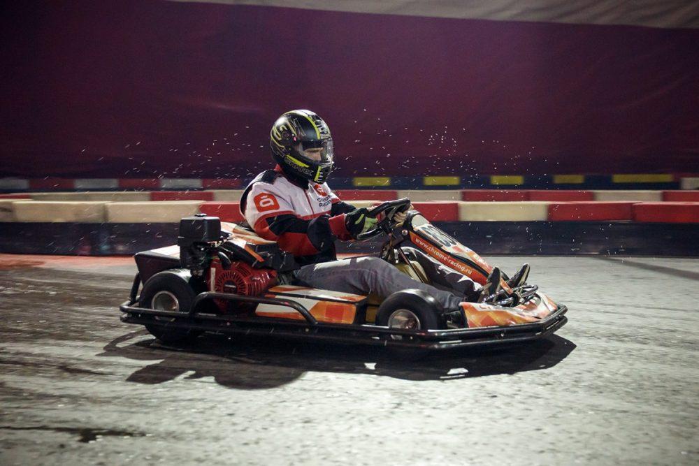 гонка Academy 500