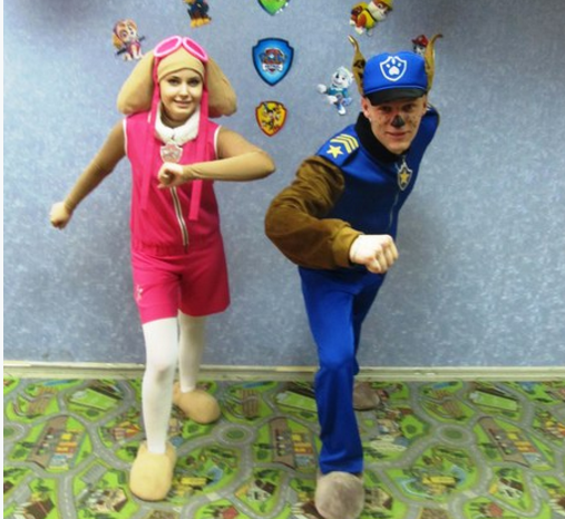 Тематический праздник для детей