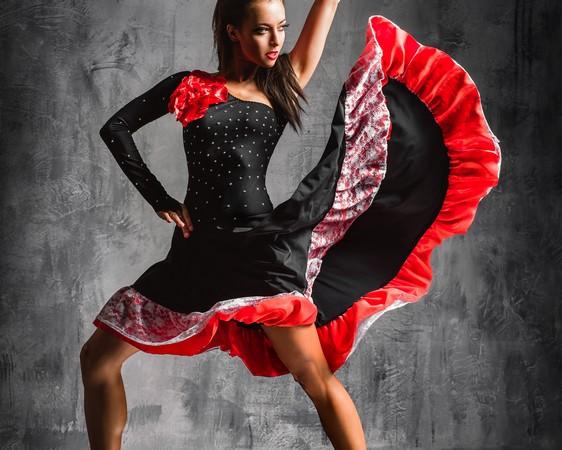 Конкурс по латина соло 2017 «Latina»s
