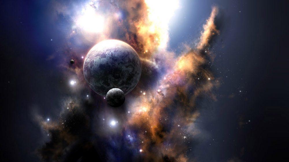 Полнокупольная программа Невидимая мощь вселенной/Звёздное небо Нижнего