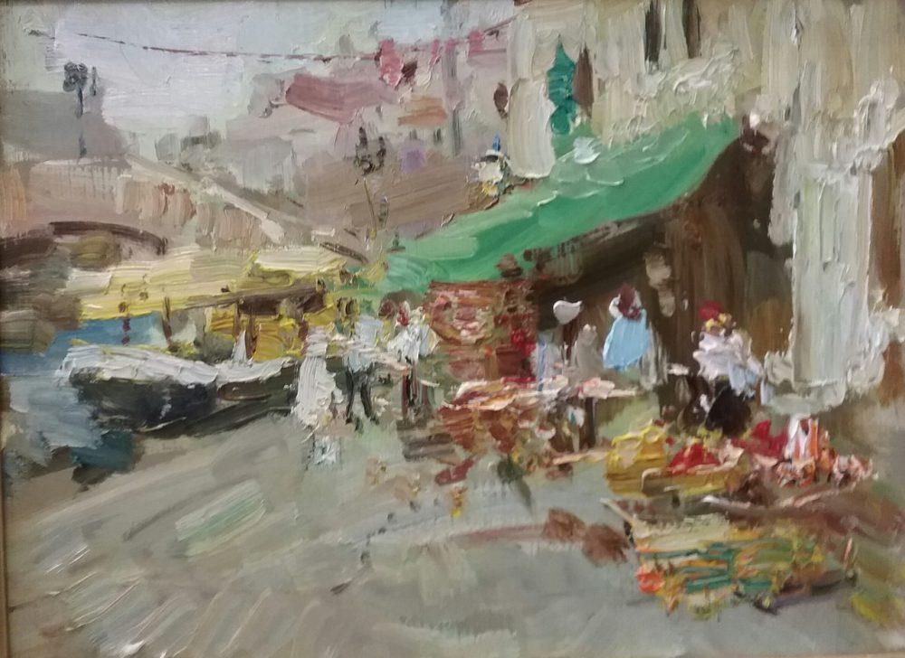 Выставка Дыхание Венеции