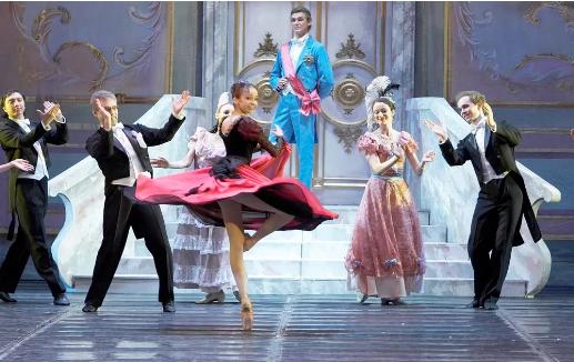 Ритм-балет «Юнона» и «Авось»