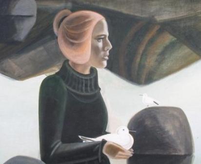 Выставка художника Игоря Павловича Обросова