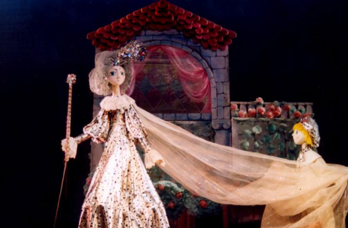 Кукольный спектакль Золушка