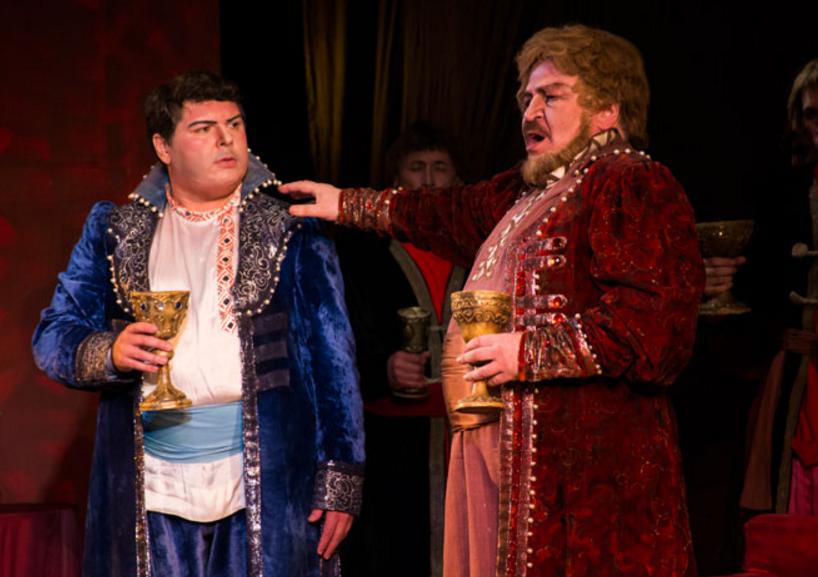 Опера Царская невеста