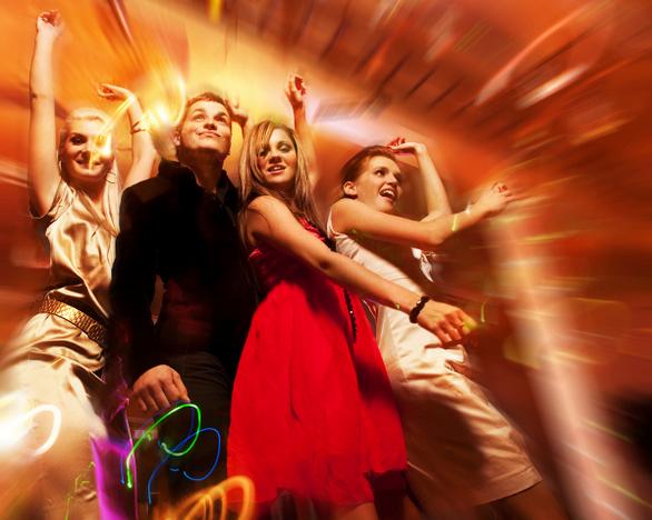 Танцевальная вечеринка DISCO RETRO RAVE