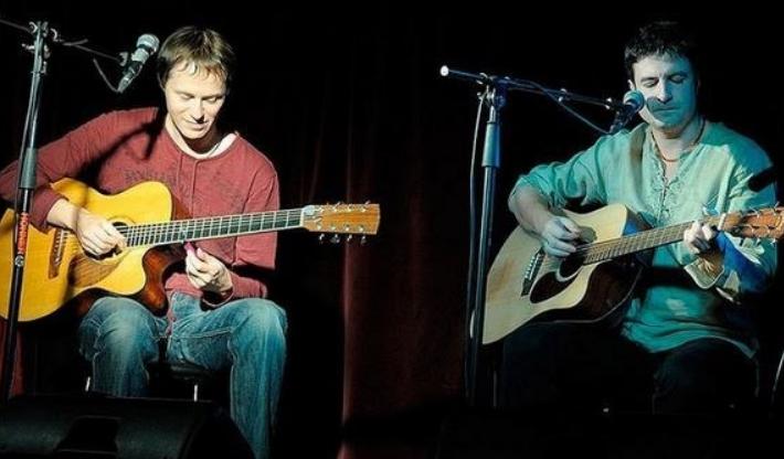 Концерт Кирилл Комаров и Константин Арбенин