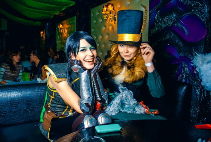 Вечеринка: Он-лайн Вечеринка