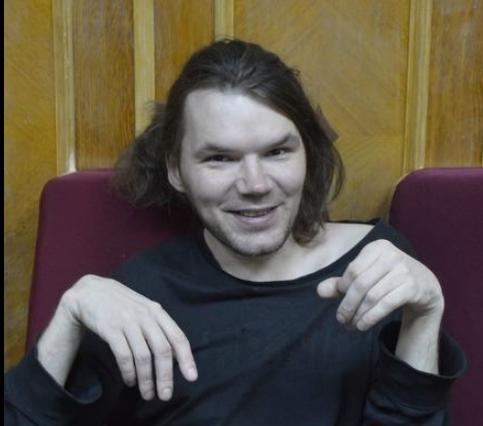 Саша edler Мочалов — творческий вечер в Рекорде