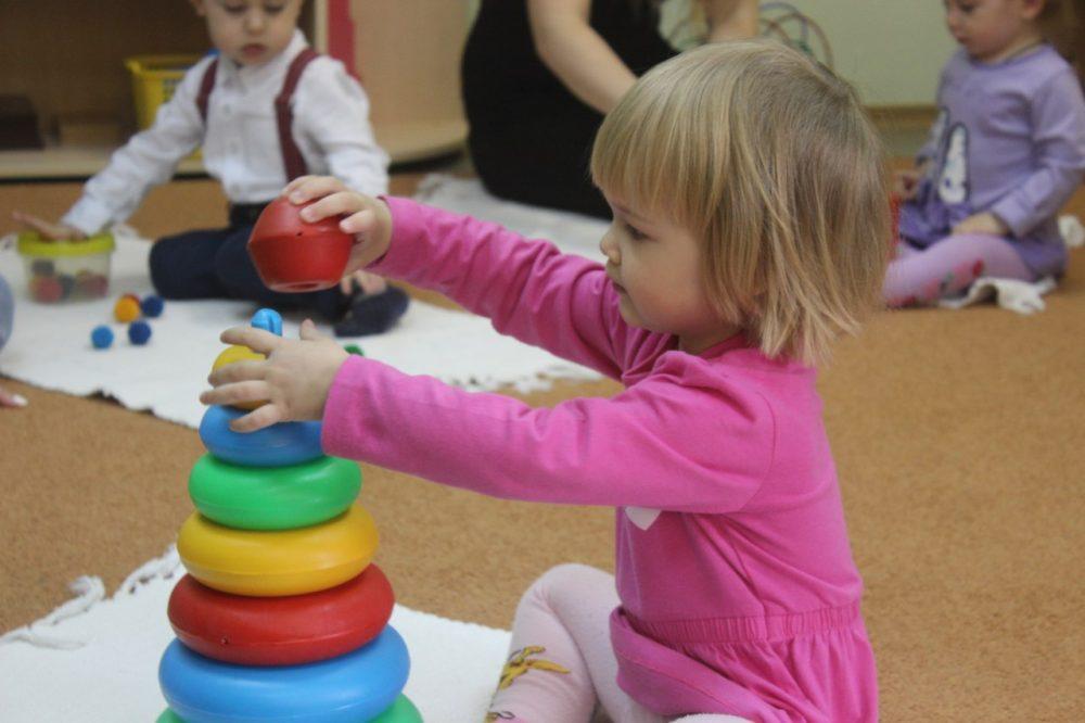 День открытых дверей в  Новом Детском Саду