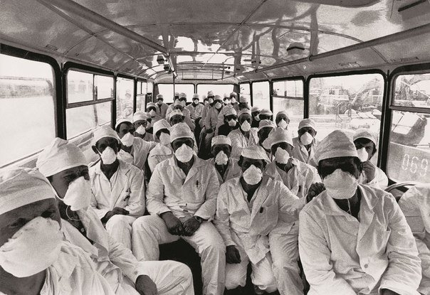 3 человека, спасшие мир или Смертоносный бассейн Чернобыля