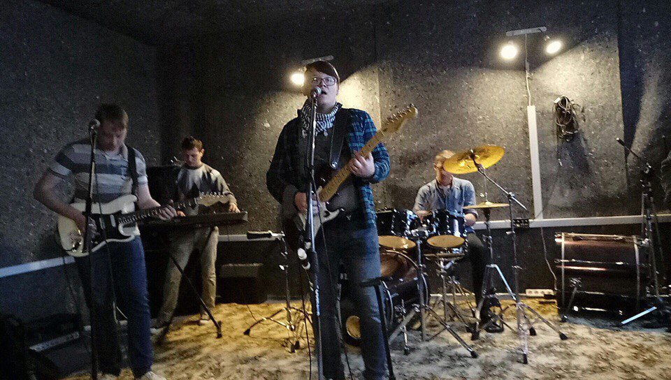 Концерт нижегородской рок-группы АКСОН