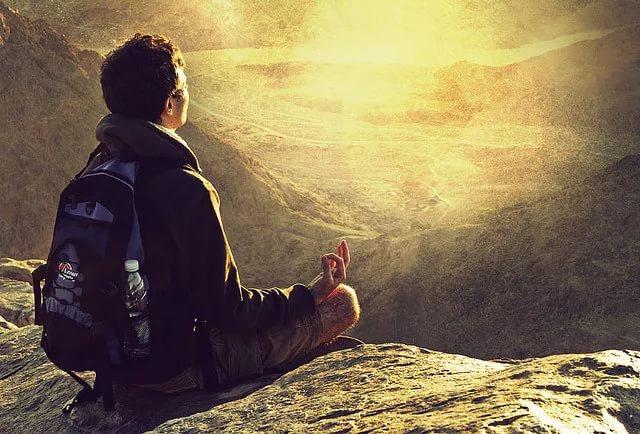 Занятие Медитация-Найди покой внутри