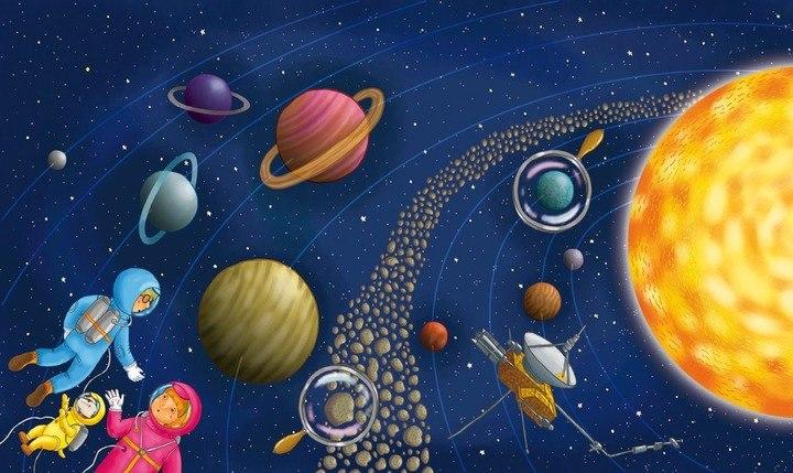 Космические Приключения для Детей