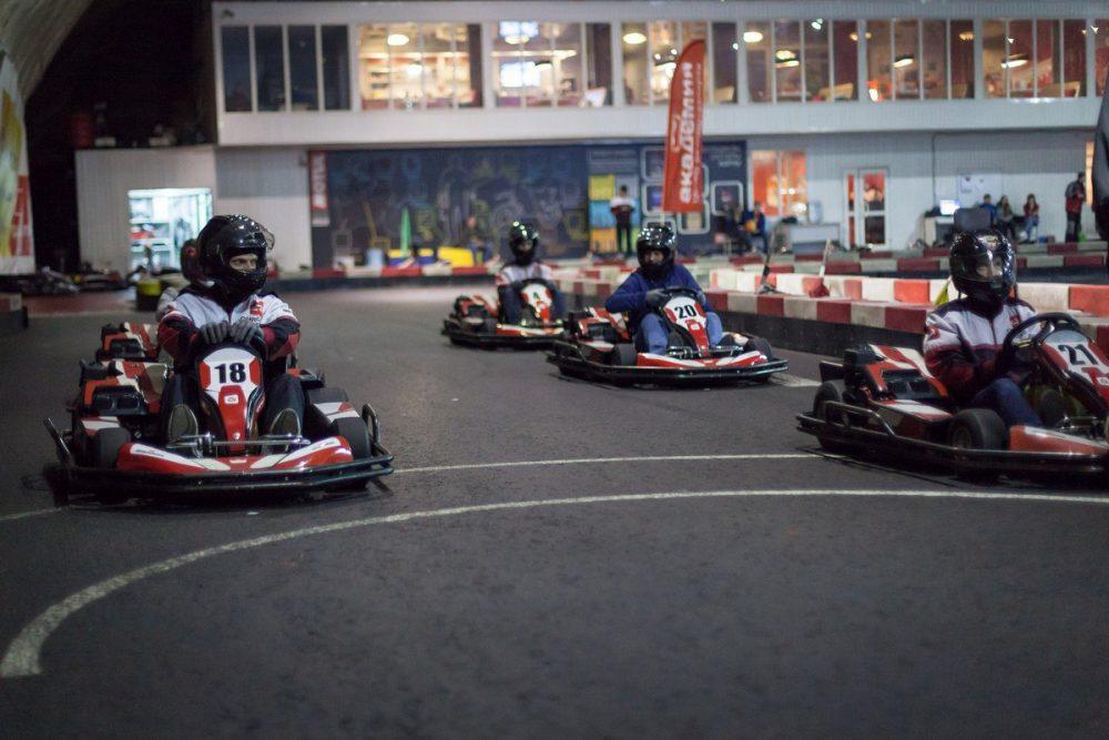 Всероссийский турнир по картингу SMP Racing