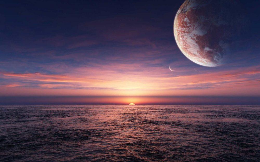 Ханг-вечер Планета Вечного Заката